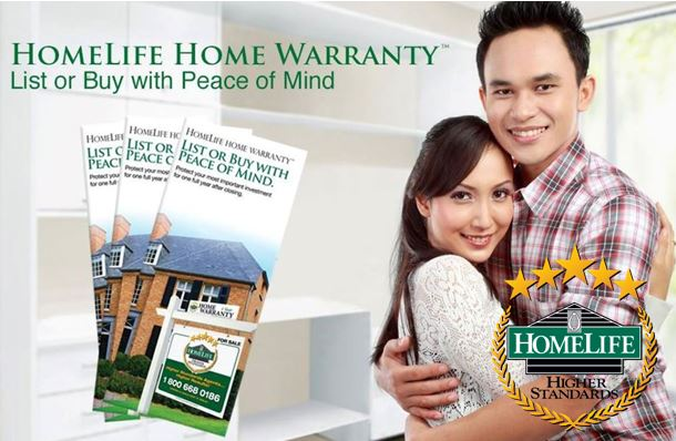 *Ask Me About HomeLife's Exclusive Home Warranty Program